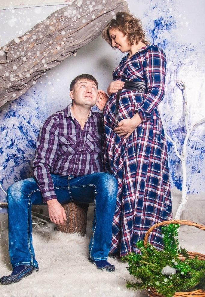 Почему беременные не спят ночью 366
