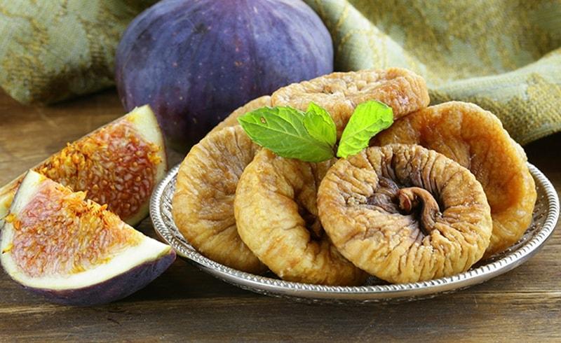 Польза инжира сушеного для похудения