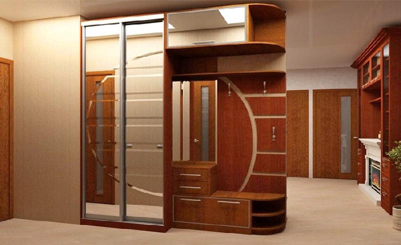 Прихожие в коридор: фото мебель. идеи дизайна, варианты расс.