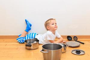 чем занять трехлетнего ребенка в домашних условиях