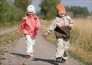 подбираем правильную одежду для дошкольников по сезону