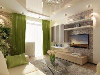современный классический стиль в интерьере квартиры