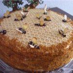 Торт медовик «Пчёлка», рецепт с фото