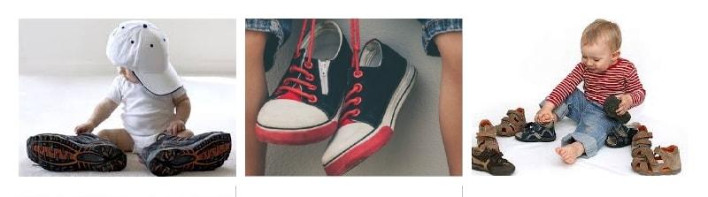 детская обувь на липучках