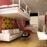 Интересные идеи для маленькой квартиры