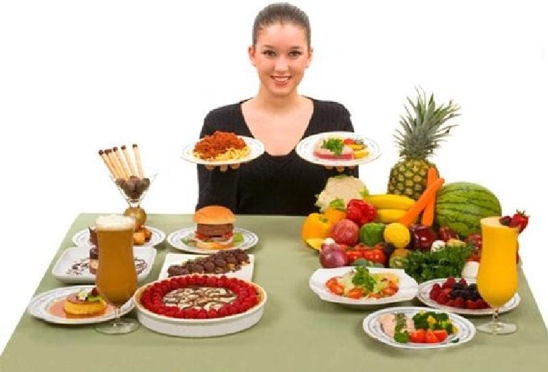 коррекция пищевого поведения с помощью отказа от вредной пищи
