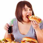 Замена вредной еды на полезную