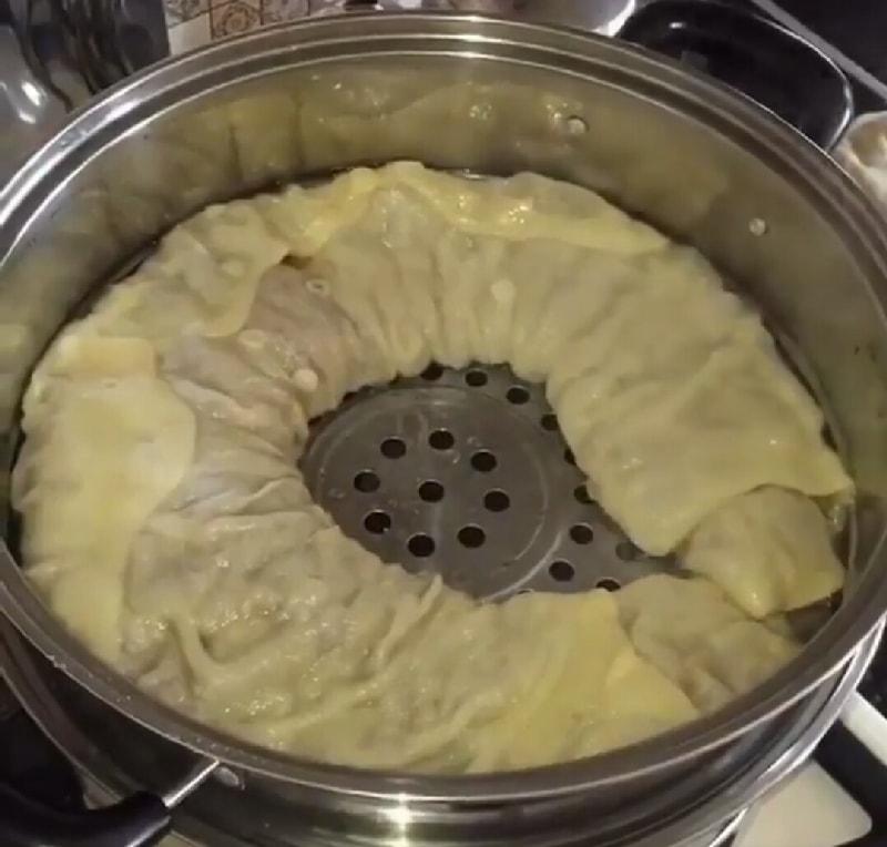 Блюда на мантоварке рецепты с фото