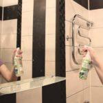 Чем чистить зеркала в домашних условиях?