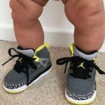 Первая обувь для малыша, как выбрать размер и полноту