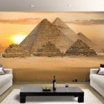 Египетский стиль в современном интерьере
