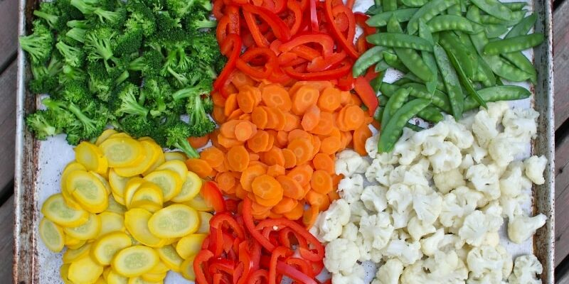 заморозка овощей и фруктов в морозильной камере