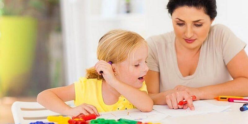 чем занять ребенка в 4 года дома