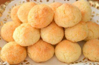 детское печенье рецепты для самых маленьких