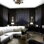 Готический стиль в интерьере квартиры