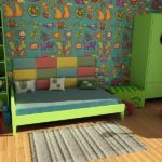 Игрушки в детской комнате: 9 необычных идей хранения