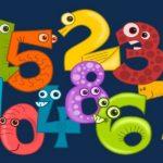 Учим детей считать до 10 в игровой форме