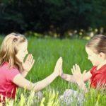 Короткие детские считалочки для малышей-дошкольников