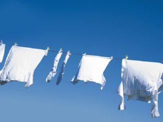 отбеливание белья в домашних условиях