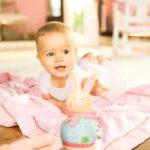 Уход за ребенком на пятом месяце развития