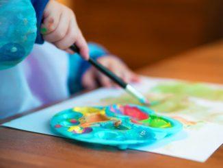 идеи для творчества с детьми