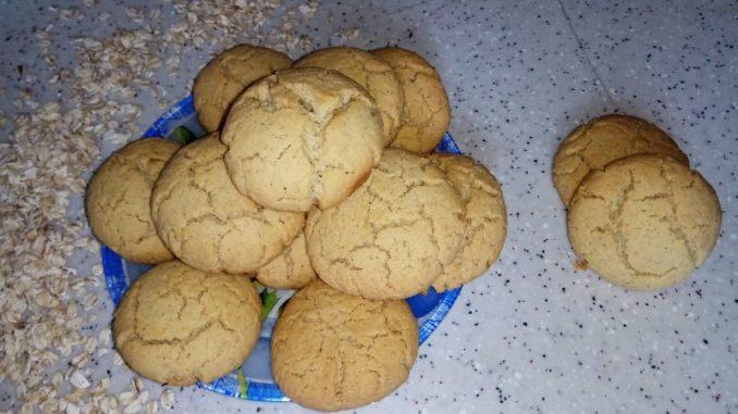 печенье овсяное домашнее рецепт из геркулеса