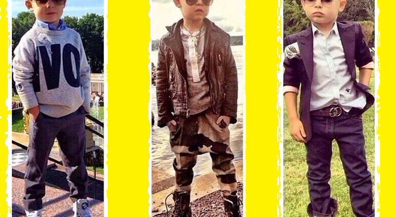 как одевать ребенка на улицу таблица