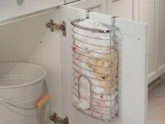 как хранить пакеты на кухне (идеи)