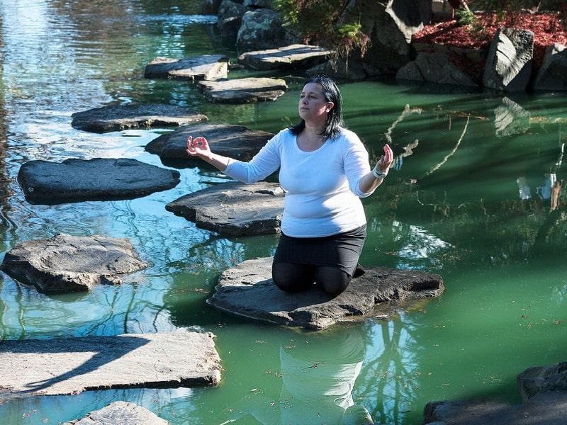 медитация улучшает способность к самовосстановлению