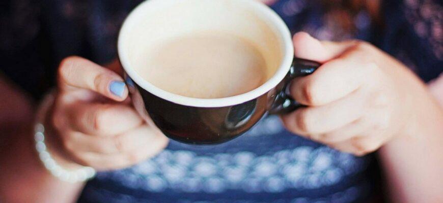 пятна от чая чем вывести