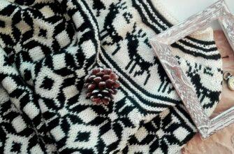 как стирать вязаную кофту или свитер