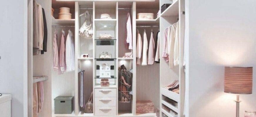 Идеальная гардеробная: 3 практических совета по ее обустройству