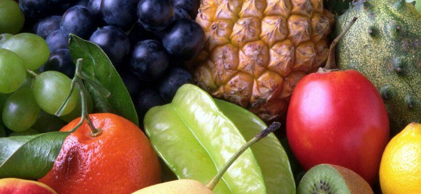13 любопытных и полезных фактов о фруктах и овощах