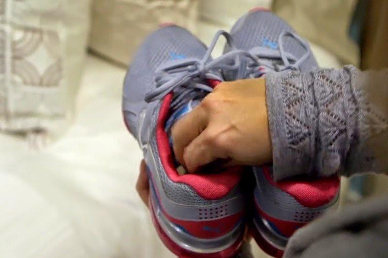 пакетик в обувь от запаха