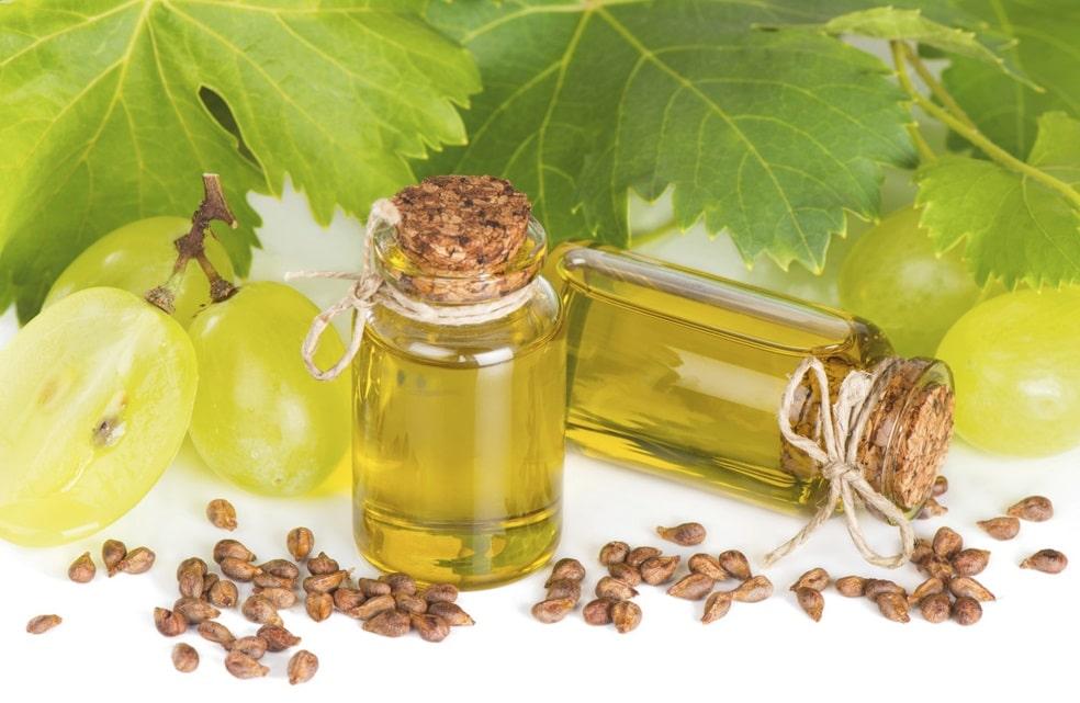 как использовать виноградное масло