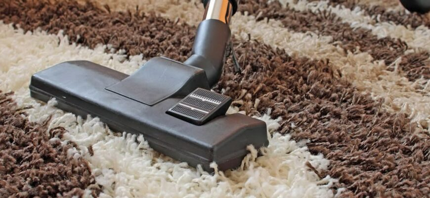 чем очистить ковролин в домашних условиях