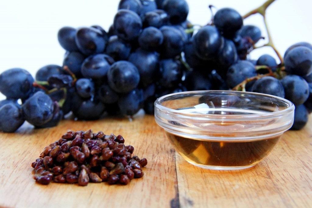 польза масла из винограда