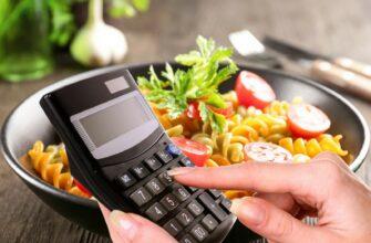 считать ли калории