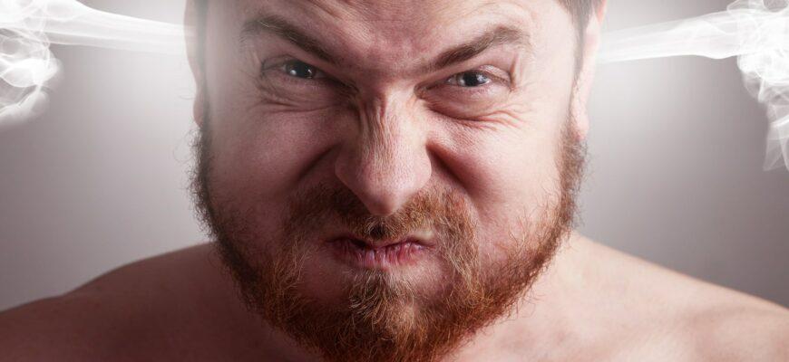Как научиться управлять гневом и эмоциями: 3 простых шага