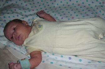 развитие ребенка в 1,5 месяца