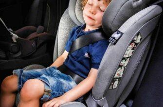 Можно возить на переднем сиденье и еще 3 факта о ребенке в машине, которые вы могли не знать