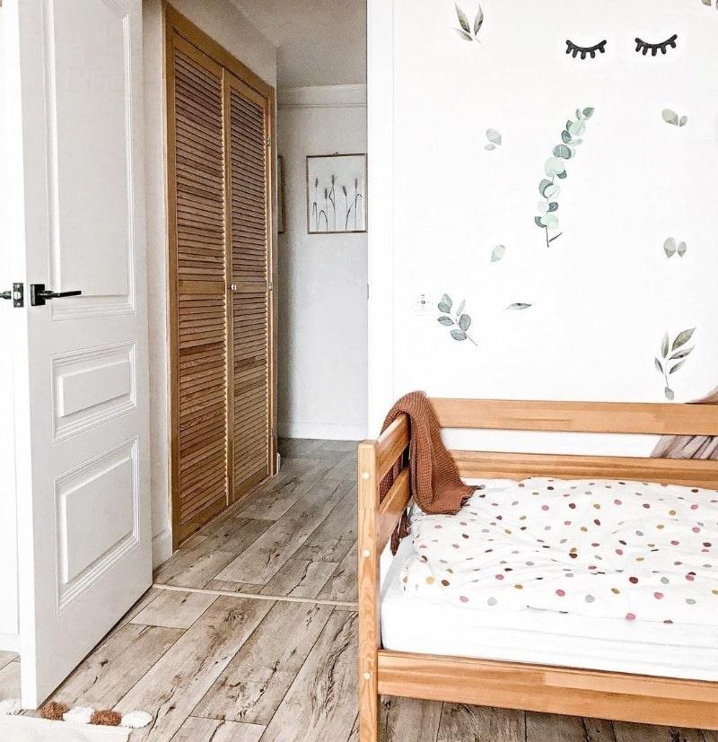 белый для детской комнаты