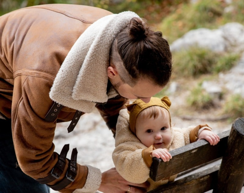 родители понукают ребенка